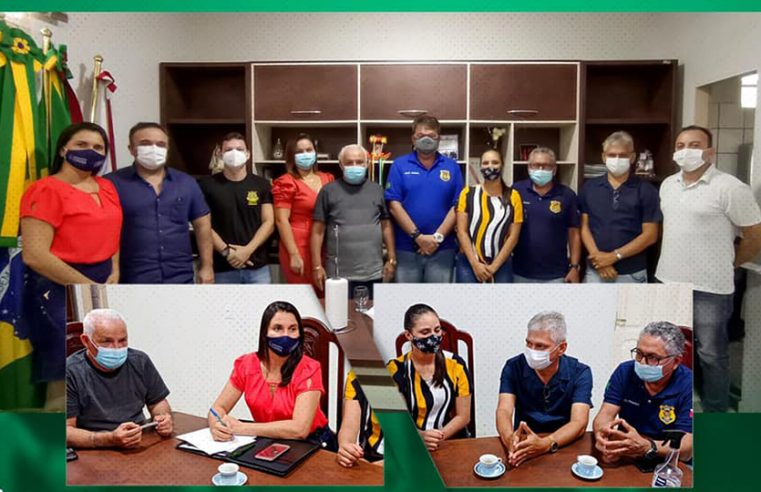 Prefeitura fecha parceria com o Instituto Médico Legal Renato Chaves de Castanhal.