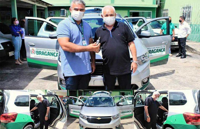Aquisição de mais um veículo para a rede municipal de saúde.