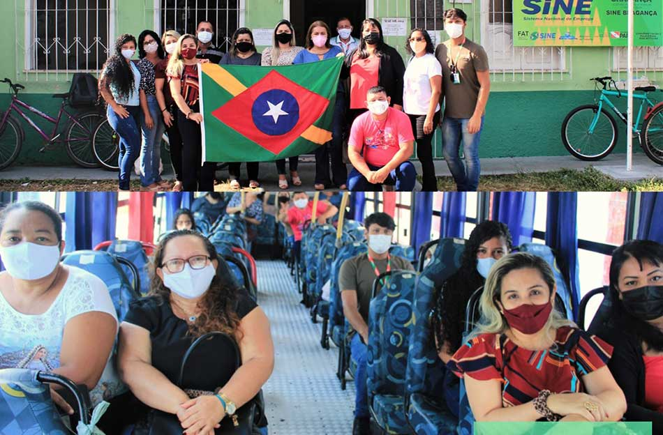 II CONFERÊNCIA REGIONAL DE ASSISTÊNCIA SOCIAL (REGIÃO DO CAETÉ), EM CAPANEMA.