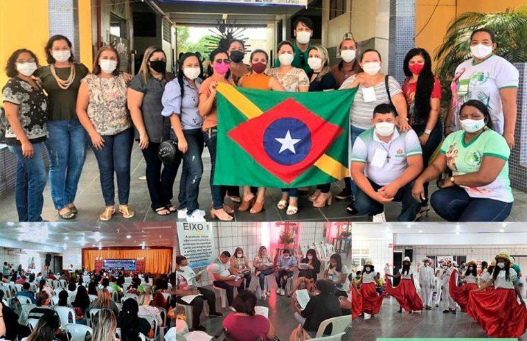 II CONFERÊNCIA REGIONAL DE ASSISTÊNCIA SOCIAL DA REGIÃO DO CAETÉ EM CAPANEMA.