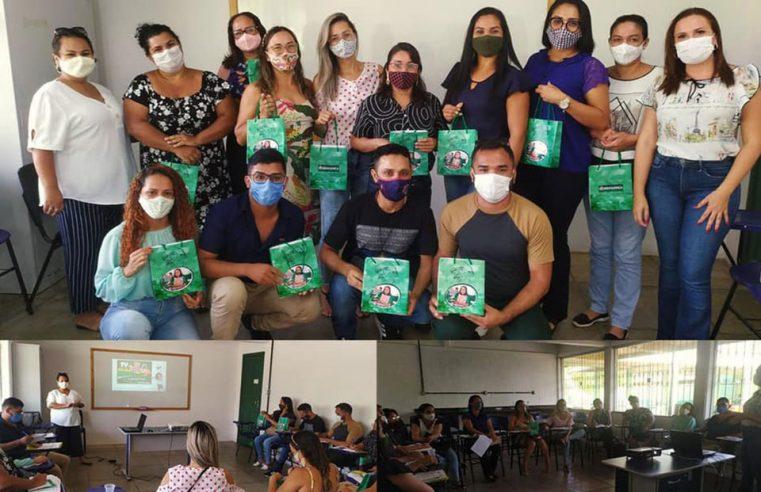 Programa TV Escola Bragantina.