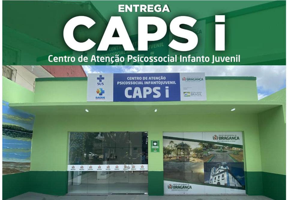 Centro de Atenção Psicossocial Infanto Juvenil (CAPS I).