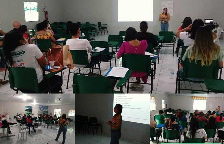 Treinamento sobre Doença de Chagas